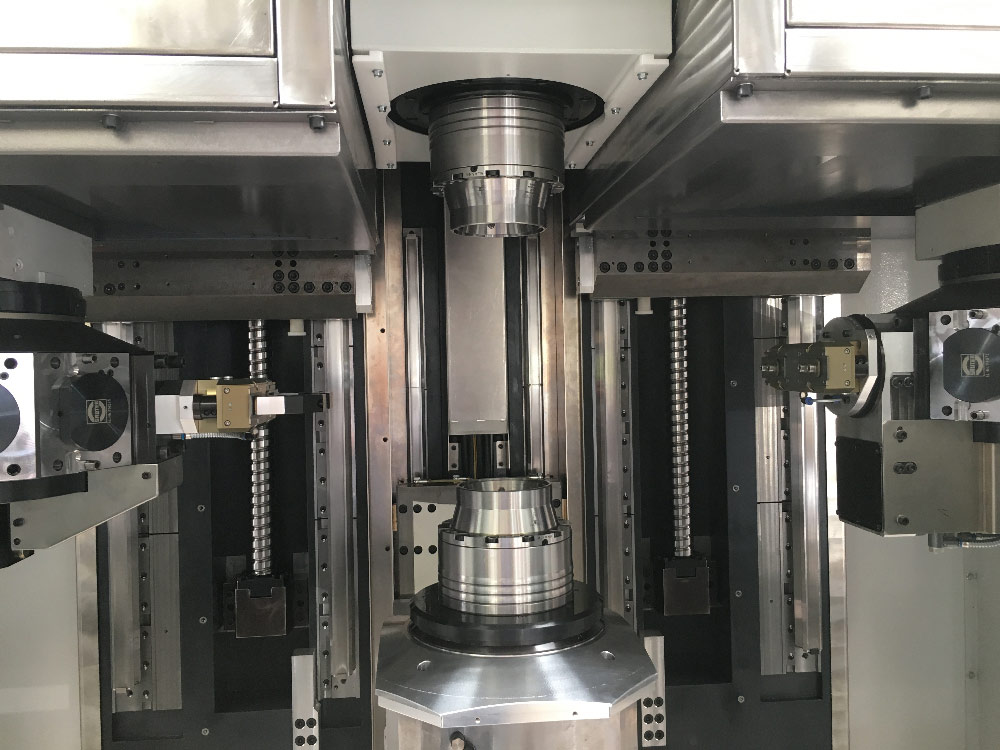 vertical couble grinding cell